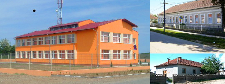 School and kindergarten